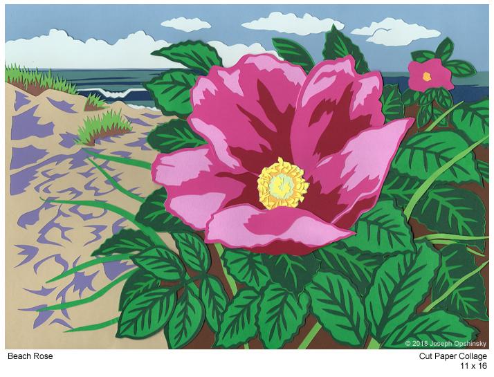 Beach Rose (2018)