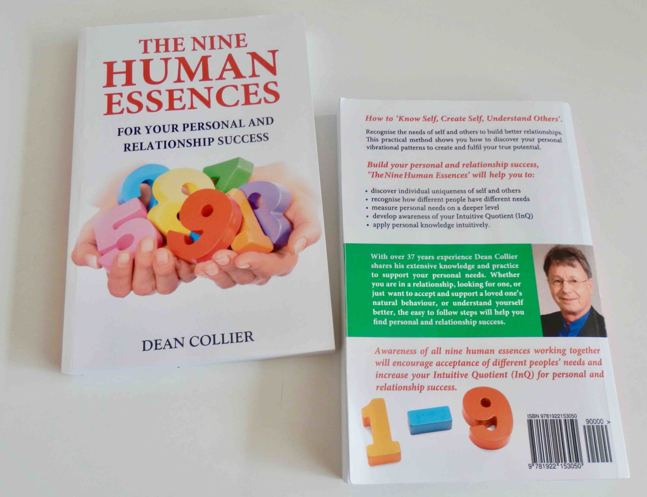 The Nine Human Essences for your Personal and Relationship Success  Buy now on Amazon (shipped from USA)  or via  PayPal  Click  Buy Now  below