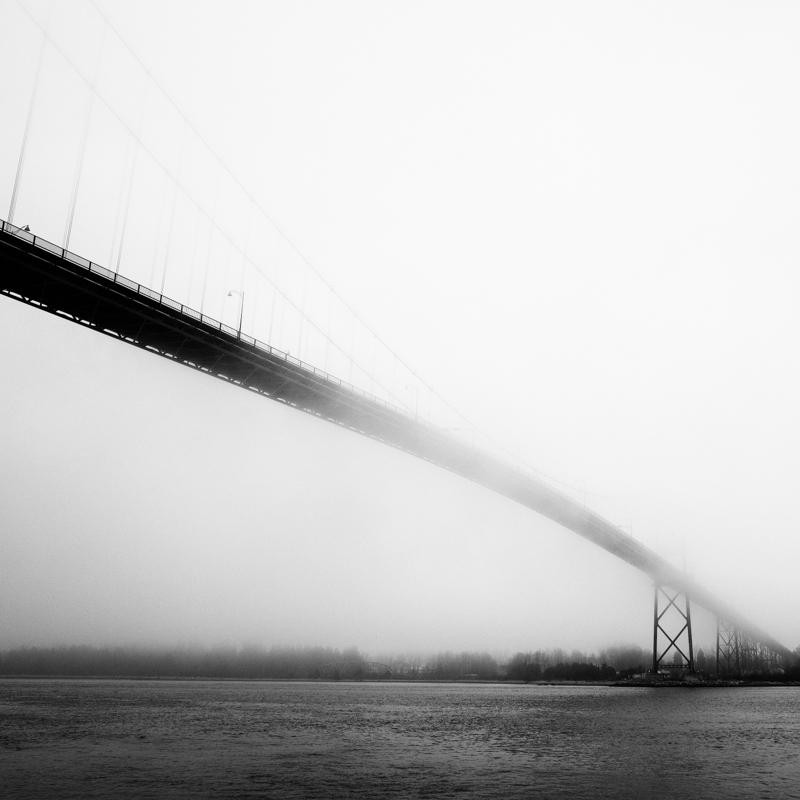 30.01.2015 - foggy bridge