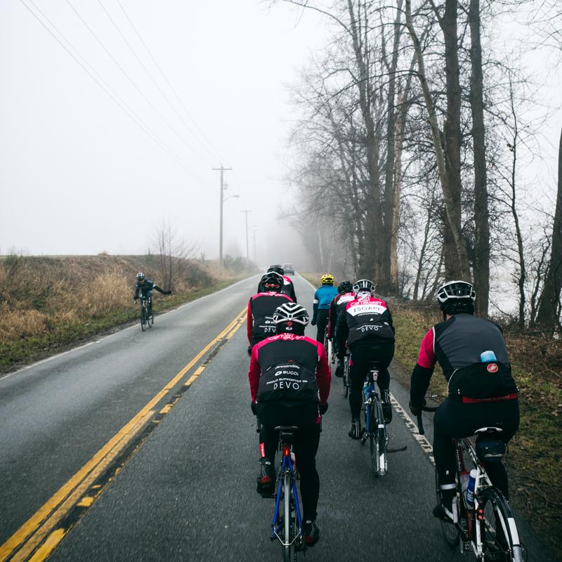 31.01.2015 - foggy ride