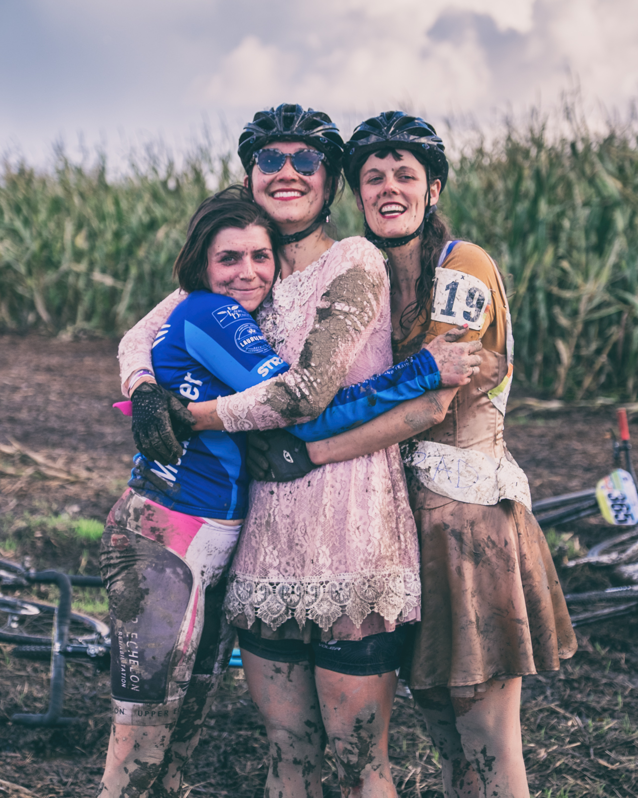December 4. I've already written about SSCXWCPDX16, but back to portraits: one of the reasons I love them so much is their ability to convey stories and emotion. This one serves as an apt representation of the community of friends I've been able to build through this sport since moving to Vancouver a few years ago. To each of you:thank you for continuing to be there to support me and what I do, in all the various ways that you've shown it.