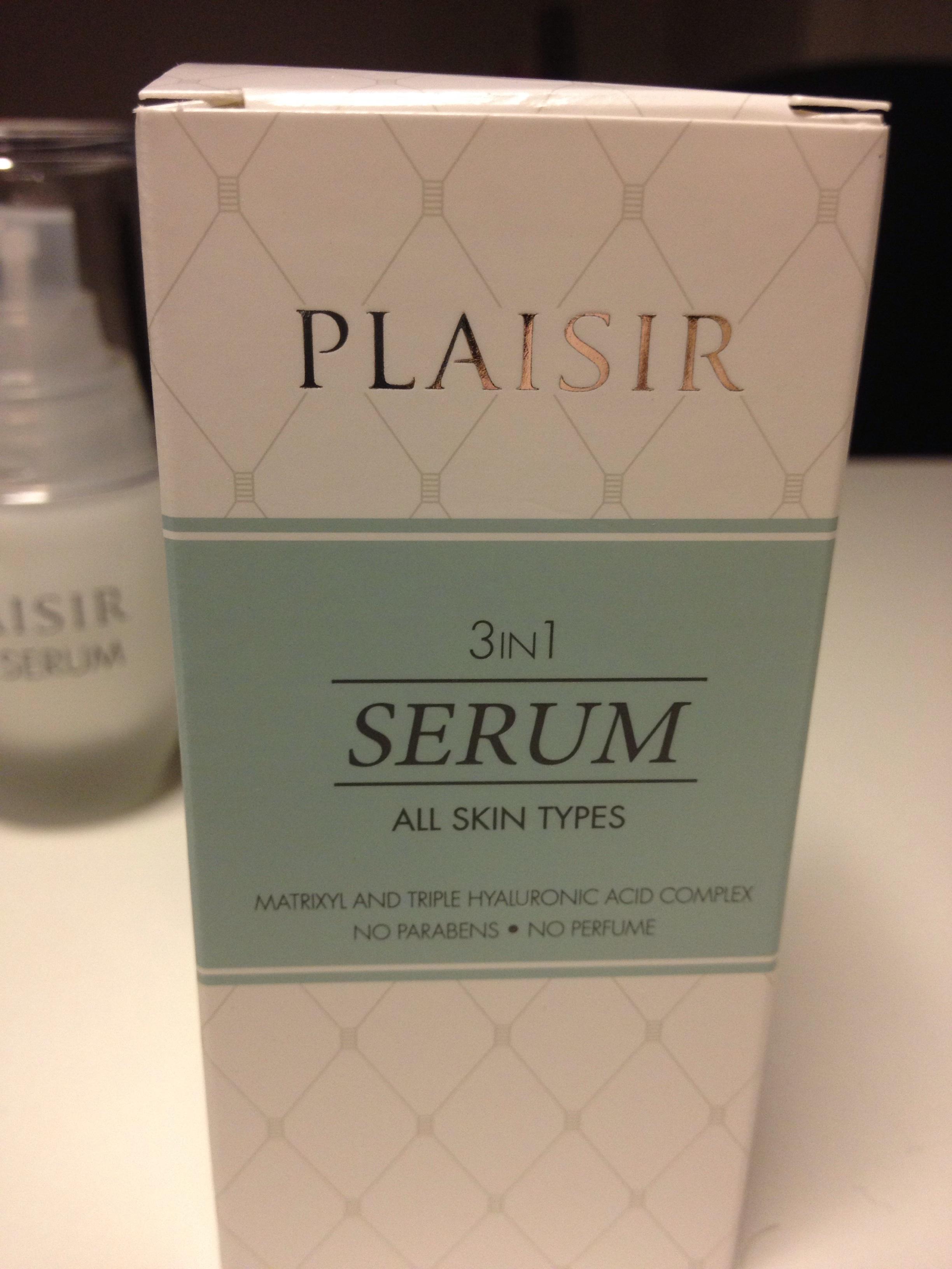 Serum fra Plaisir