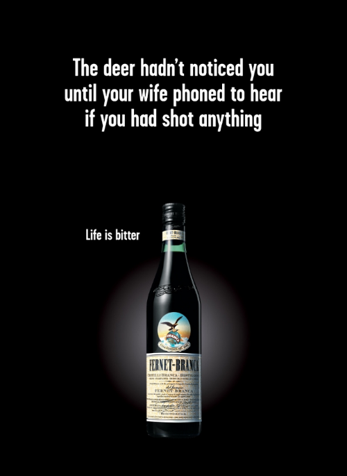 Claus Collstrup for Fernet Branca