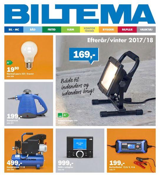 BILTEMAs normale katalog.