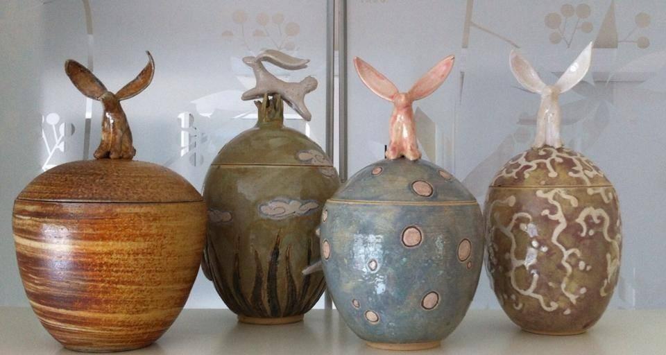 Bunny Vessels by David Davis Wilson