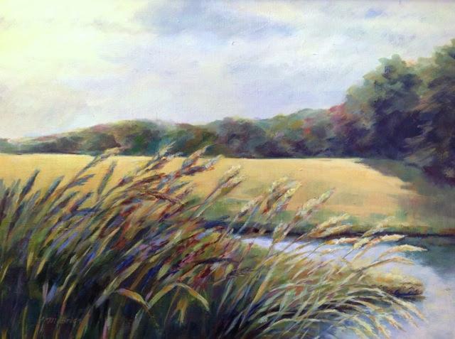 Marsh by Barbara McBrien