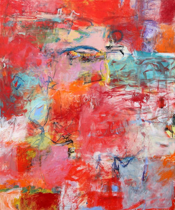 Red by Ilona Levitz