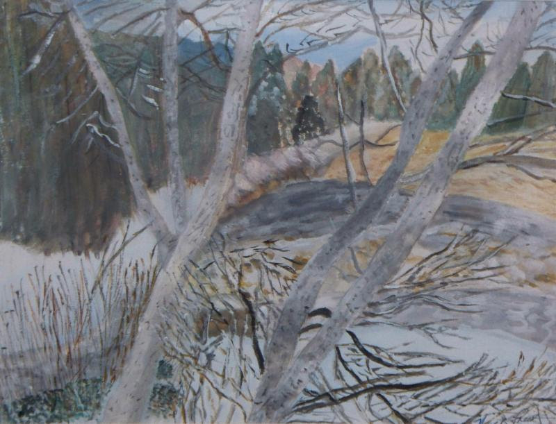 Winters Magic by Neal Freuden