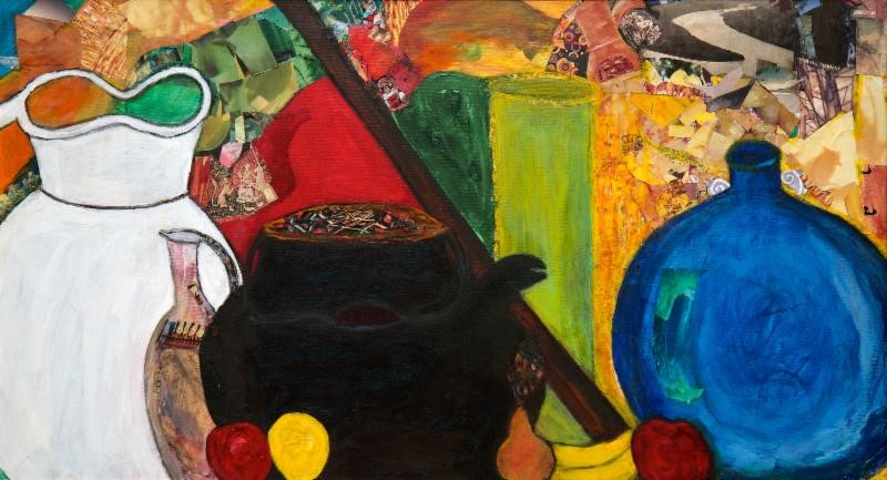 Vessels by Carol Gubitz