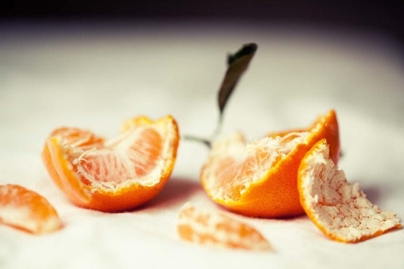 Tangerines by Julie Bidwell