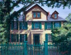 House Calls by Sandy Parisky