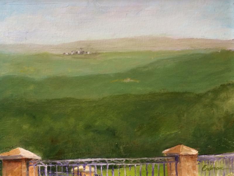 Avon Mountain by Carol Erdman