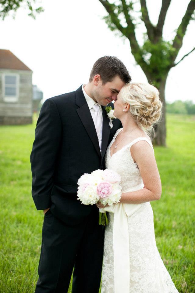 Brittany Racht Werth, Bride