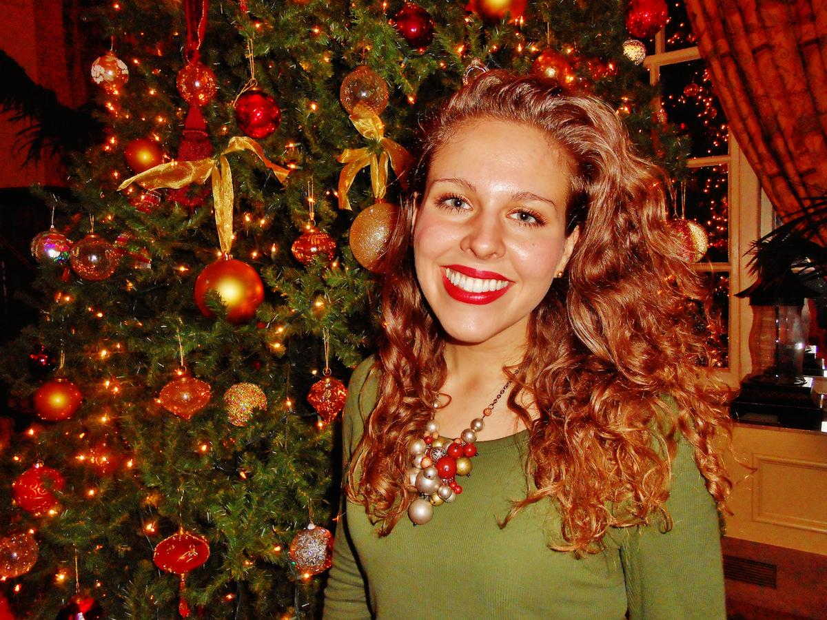 Rachel Harmon spring intern