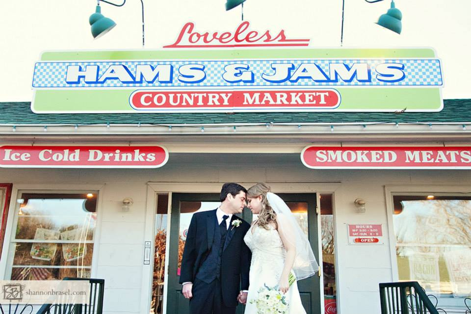 Laura & Michael's January wedding -- captured by  Shannon Brasel .