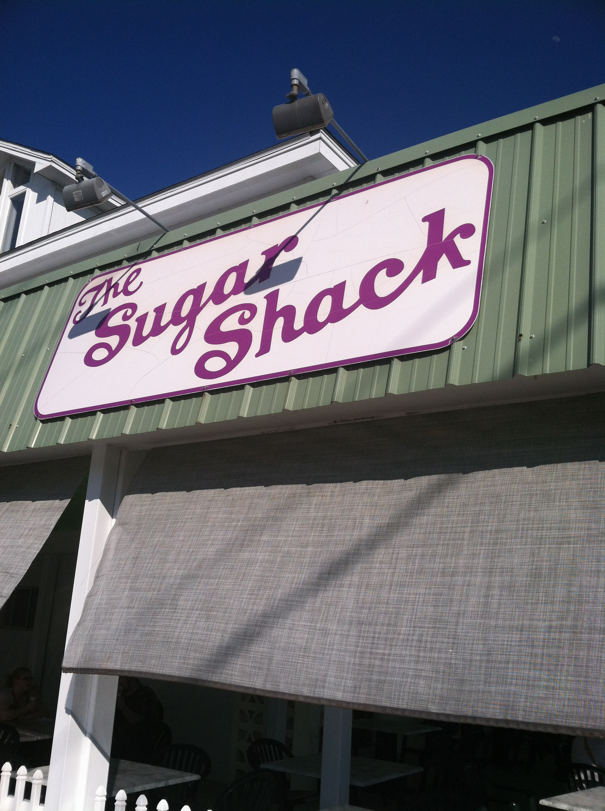 The Sugar Shack at Tybee Island, GA
