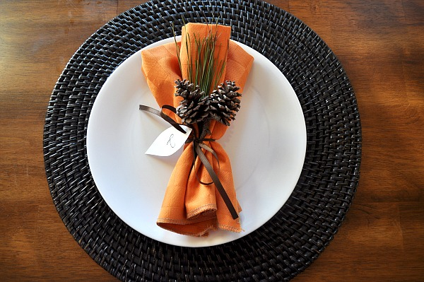 little bit of holiday inspiration for our thanksgiving table!