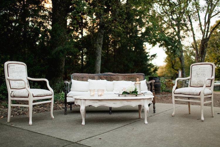 southern events vintage furniture