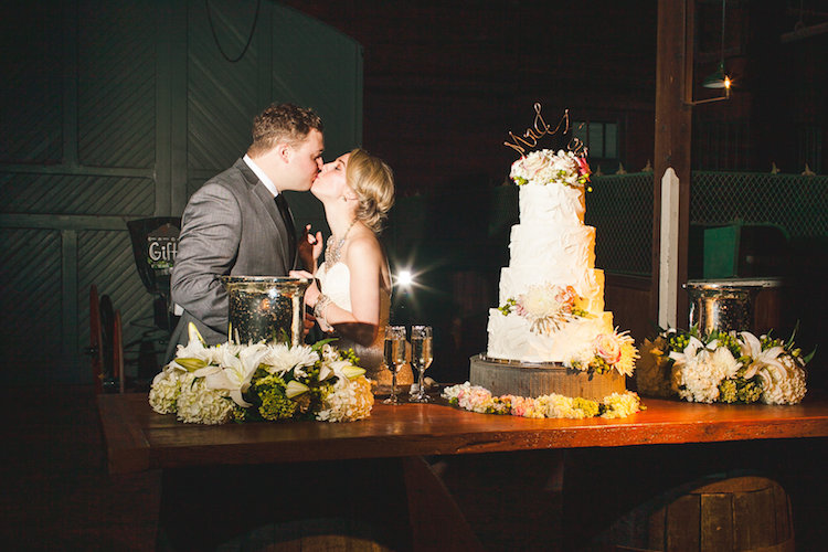 sweet stables cake cutting