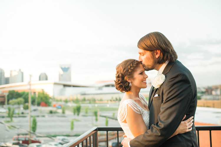 downtown nashville wedding