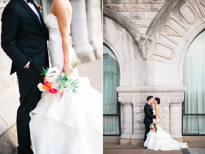 union station wedding kelly dellinger events