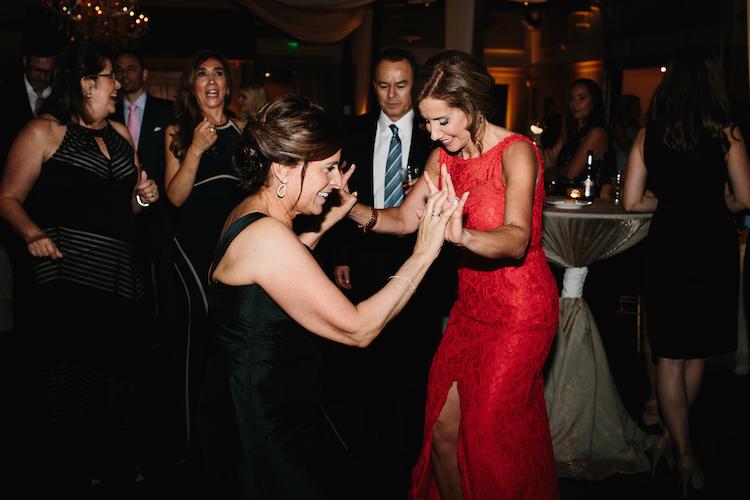 mothers dancing