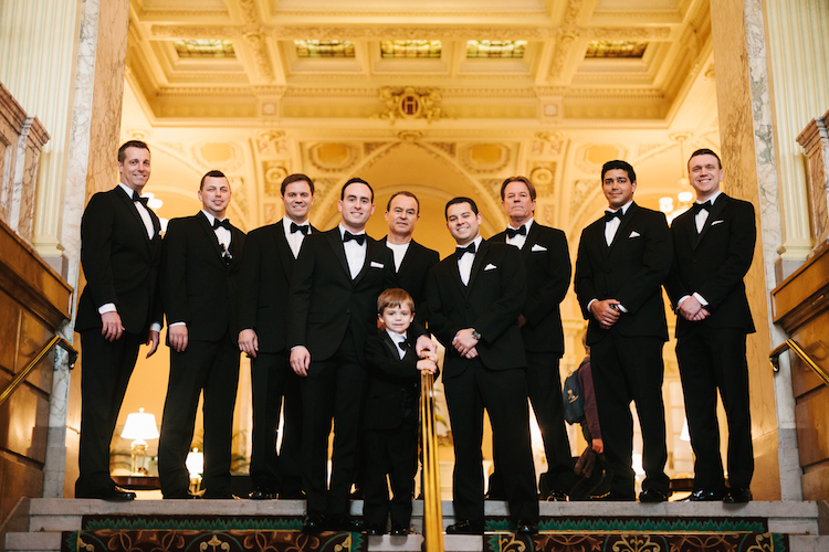 hermitage hotel groom