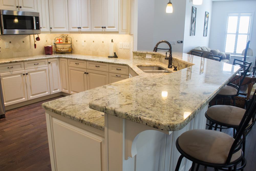 White painted custom cabinetry oyster glaze breakfast bar -8.jpg