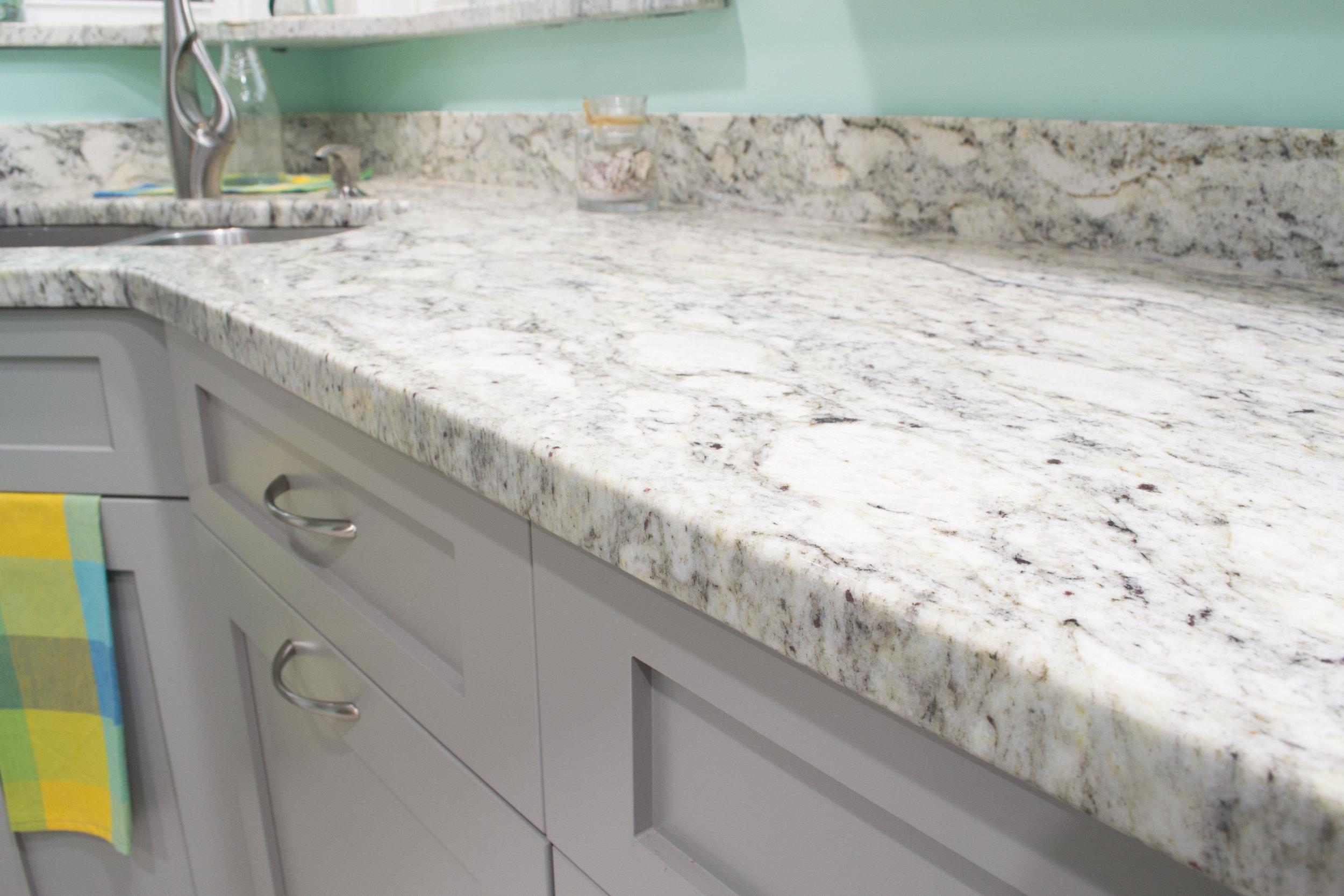 Grey aqua yellow custom painted shaker kitchen -10.jpg