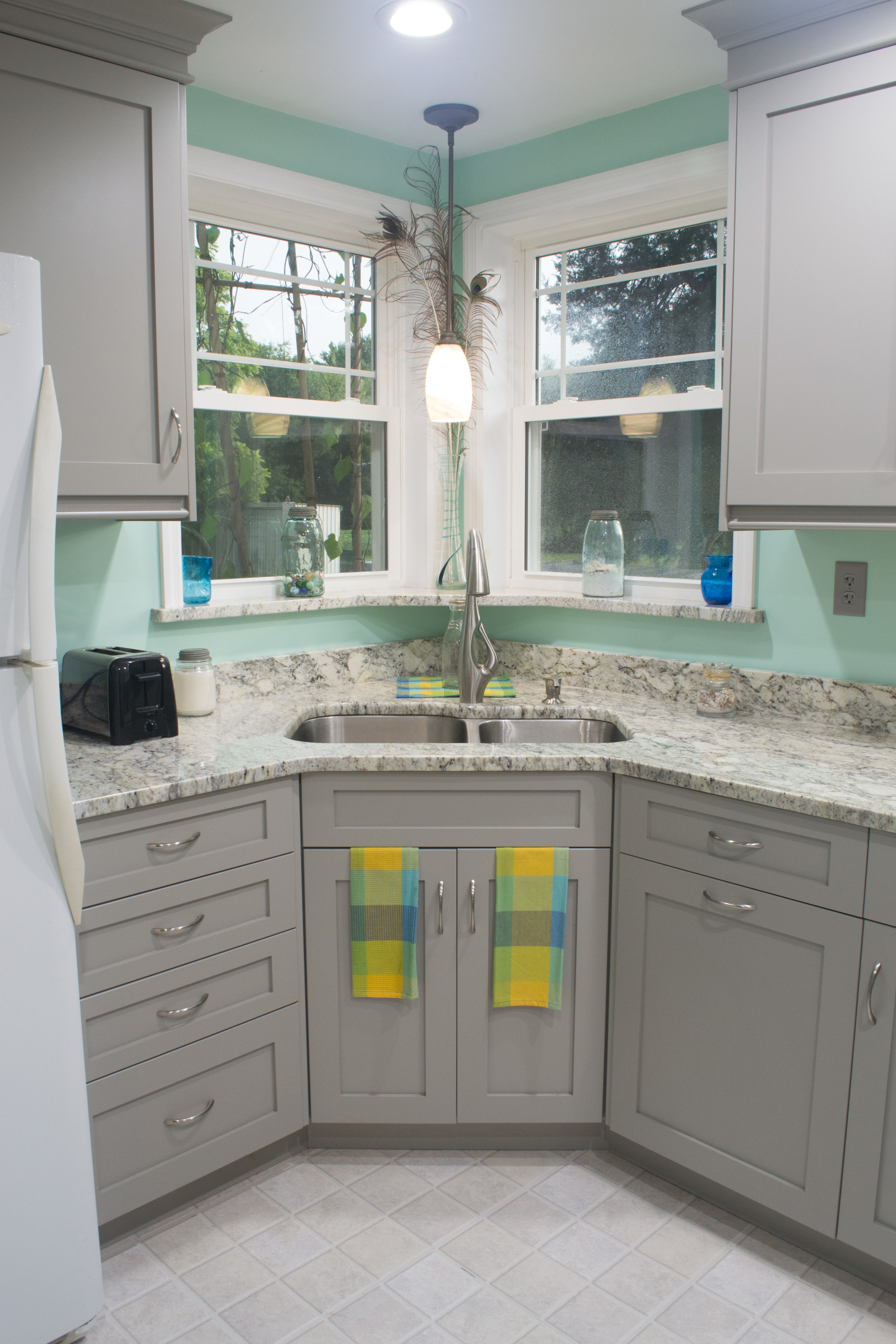 Mitchell grey shaker style kitchen painted cabinets-5.jpg