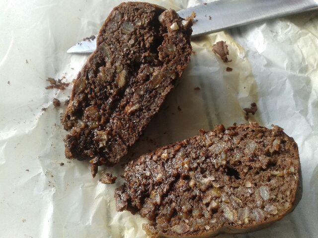 chokoladekage uden sukker og gluten