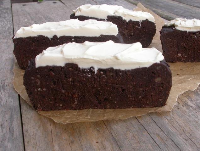 Glutenfri, sukkerfri chokoladekage
