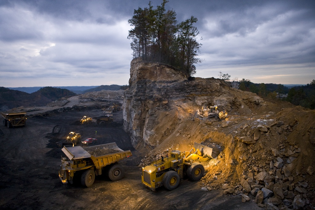 Mountaintop Coal Removal