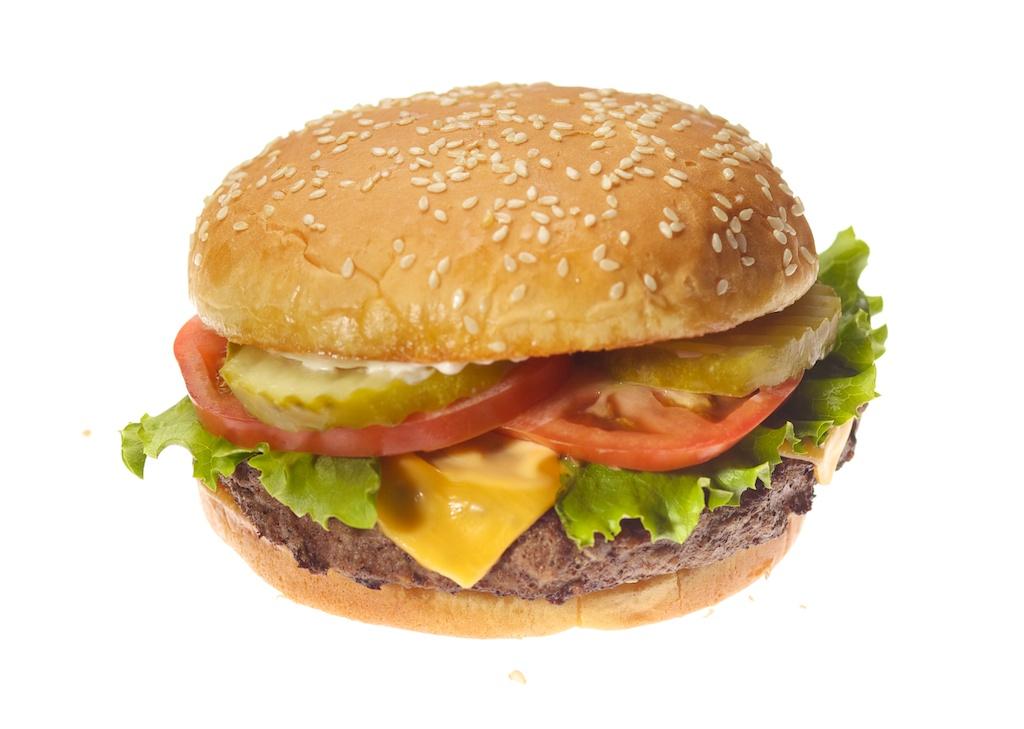 1/3 LB. Burger