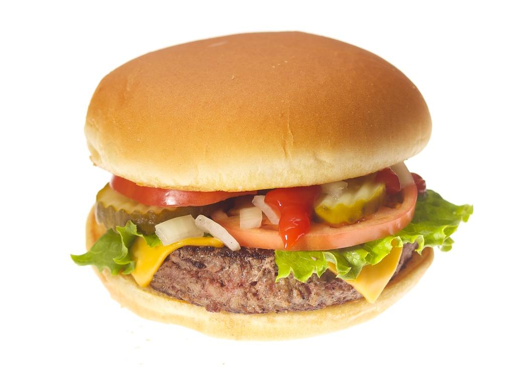 1/2 LB. Burger