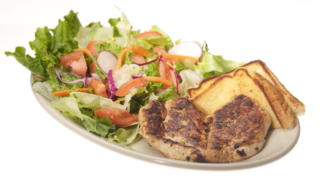 Chicken Breast Plate