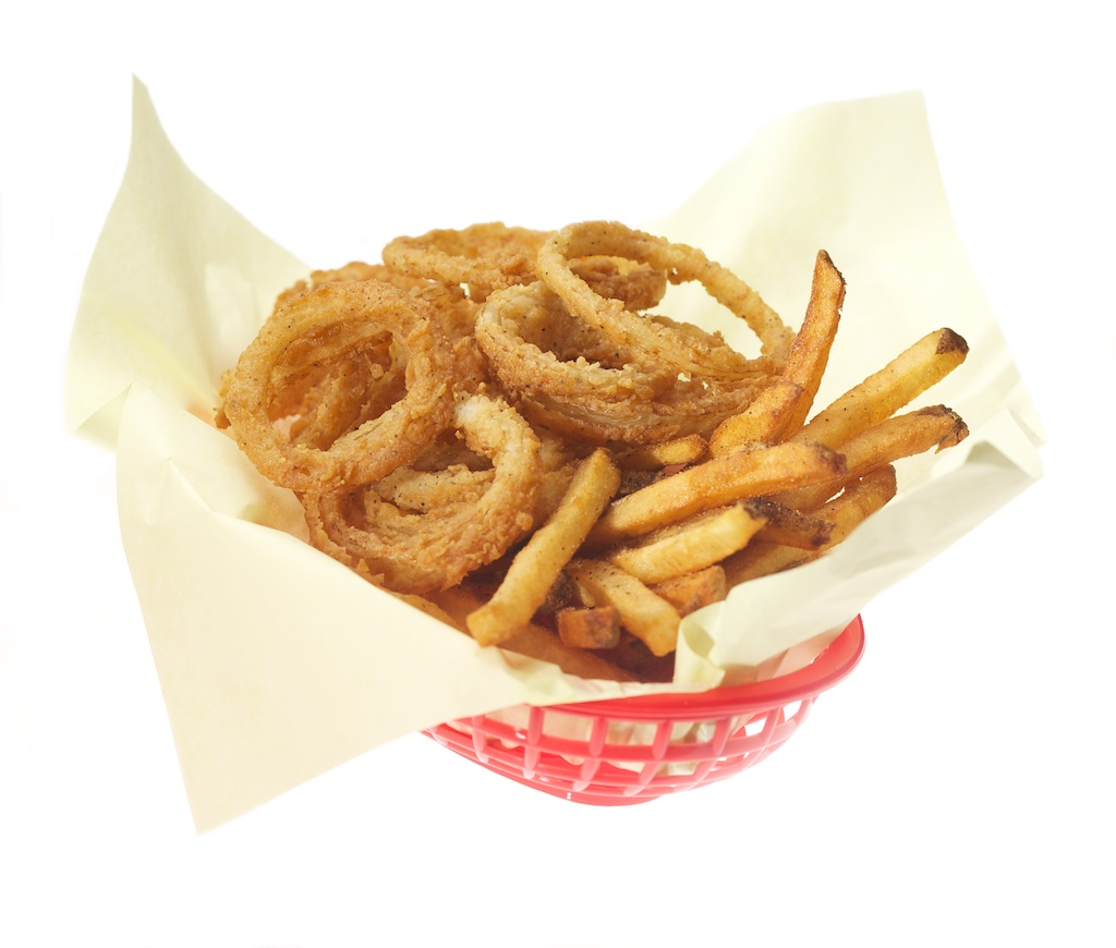 French Fry / Onion Ring Combo