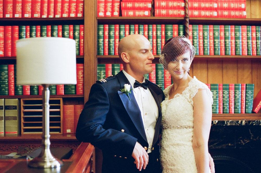 Kent and Julie  Parliament House Wedding