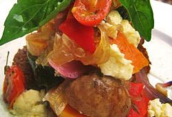 Roasted Vegetables Photo : Jackie Cameron