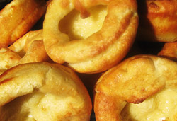 Yorkshire Pudding Photo : Jackie Cameron