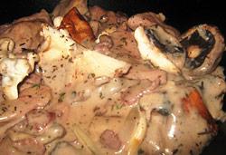 Coq au vin Pasta Photo : Jackie Cameron