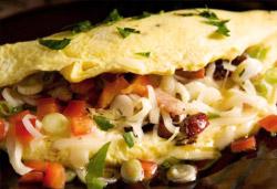 Omelette Photo : Jackie Cameron