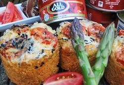 Savoury Muffins Photo : Jackie Cameron