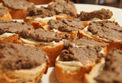 Chicken Liver Pate Photo : Jackie Cameron