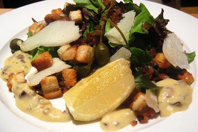 Caesar Salad Photo : Ja ckie Cameron