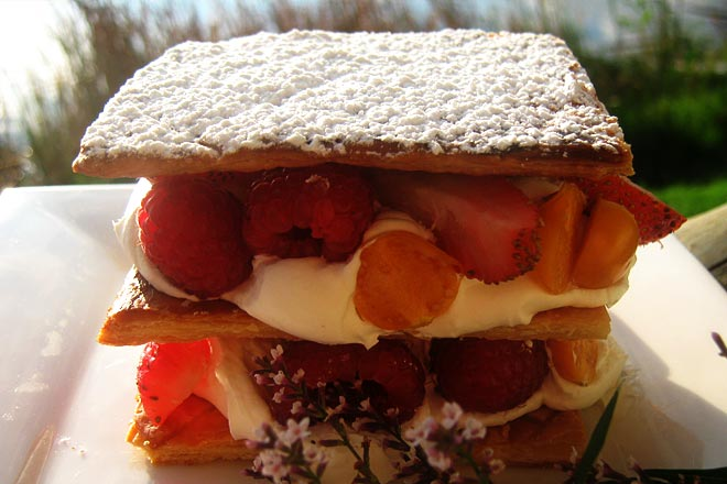 Mille Feuille Photo : J ackie Cameron