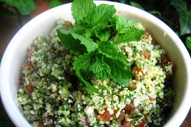 Tabboueh Recipe Photo : Jackie Cameron