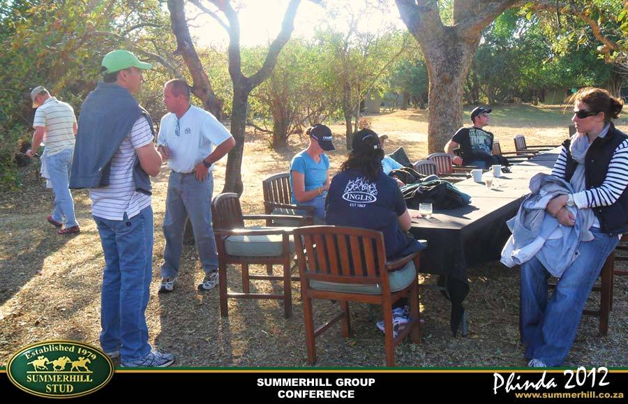 Summerhill Conference - Phinda 52