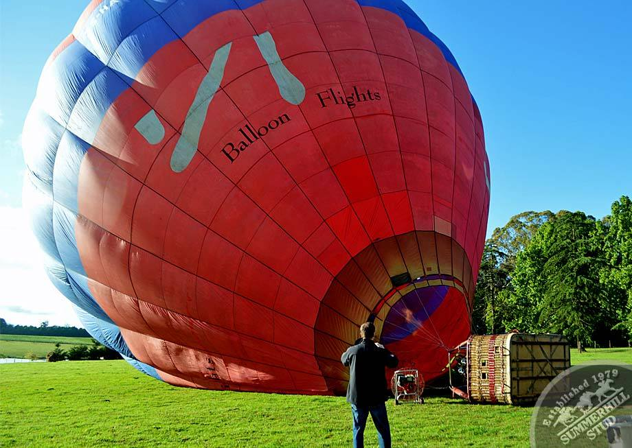 hot air ballooning kzn midlands 11