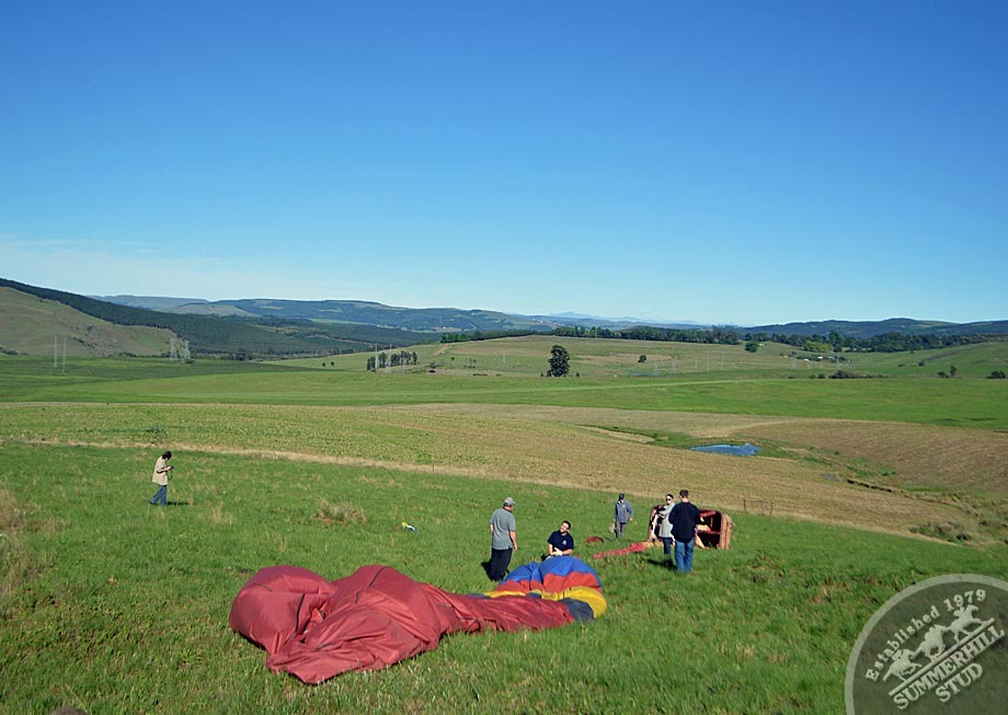 hot air ballooning kzn midlands 37